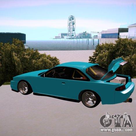 New Nissan Silvia S14 31802-11