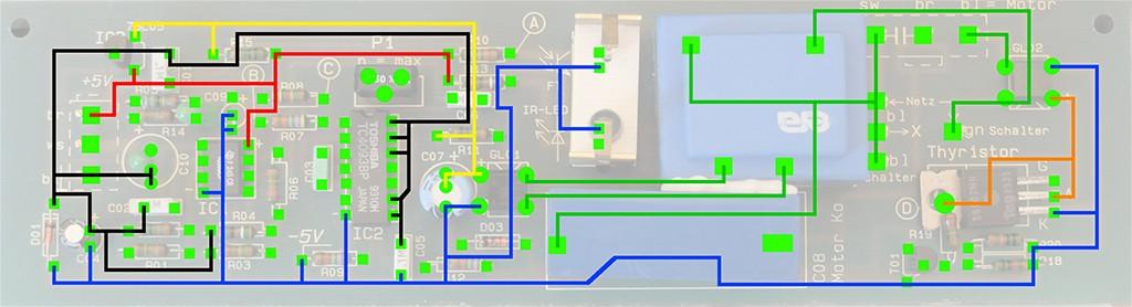 Rétroconception pour réparation et reproduction de circuits Routag10