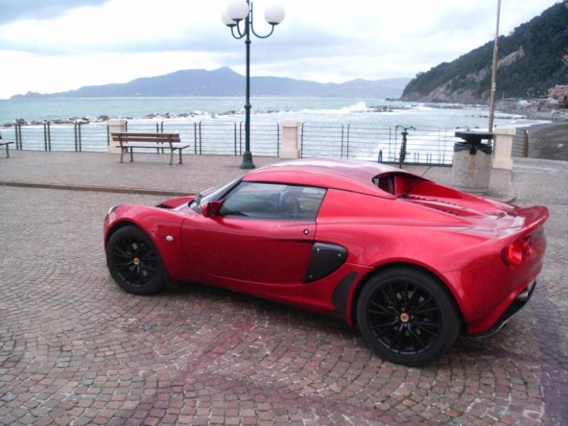 vendo Cerchi Lotus exige originali  Foto1010