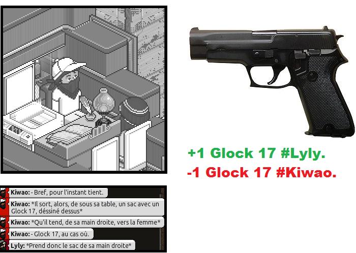 - Guy Trafford. ® Screen Partie. - Glockd10