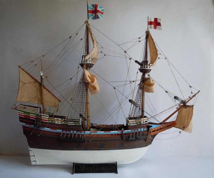 "Galion ""Mayflower"" 1/150 - Heller   00110"