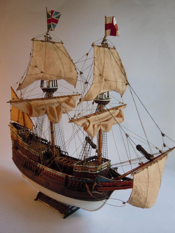 "Galion ""Mayflower"" 1/150 - Heller   00211"