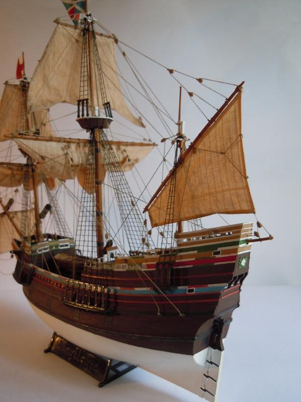 "Galion ""Mayflower"" 1/150 - Heller   00410"