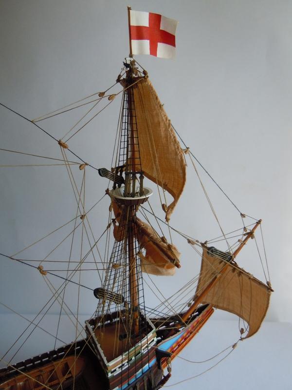 "Galion ""Mayflower"" 1/150 - Heller   00710"