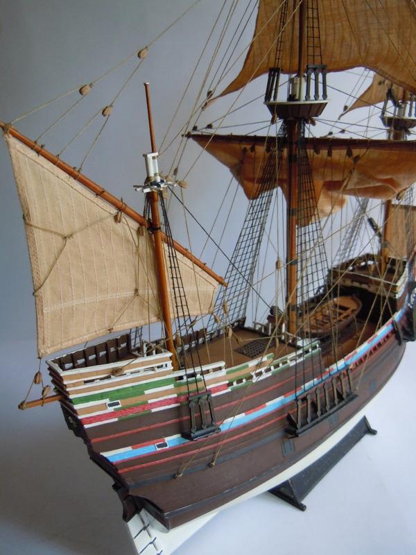 "Galion ""Mayflower"" 1/150 - Heller   00810"