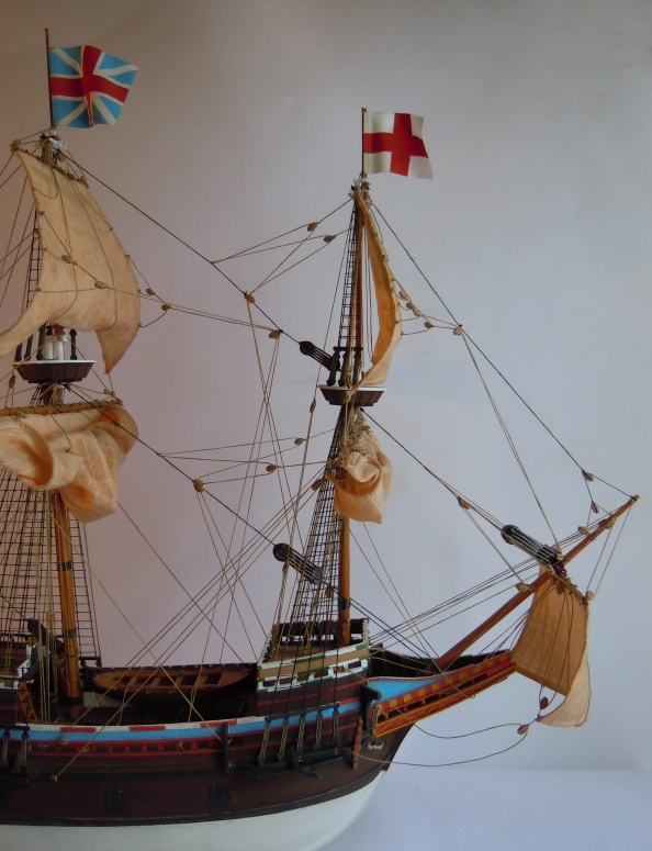 "Galion ""Mayflower"" 1/150 - Heller   00910"