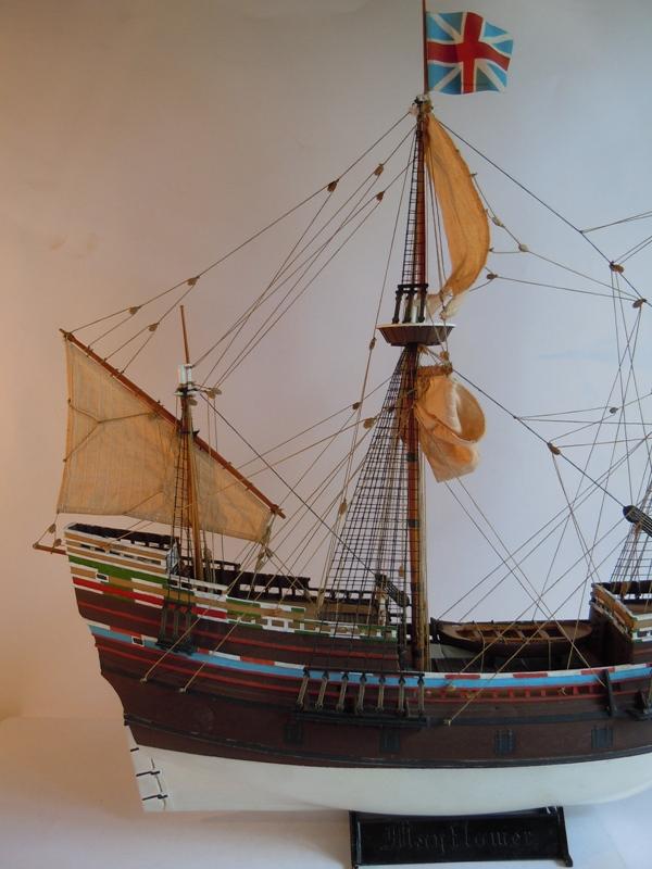 "Galion ""Mayflower"" 1/150 - Heller   01010"