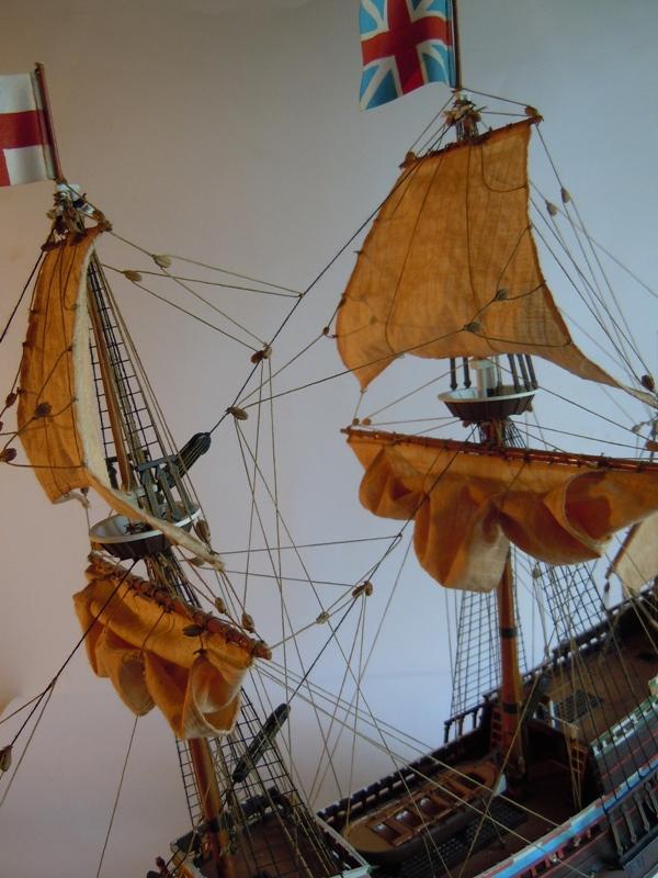 "Galion ""Mayflower"" 1/150 - Heller   01210"