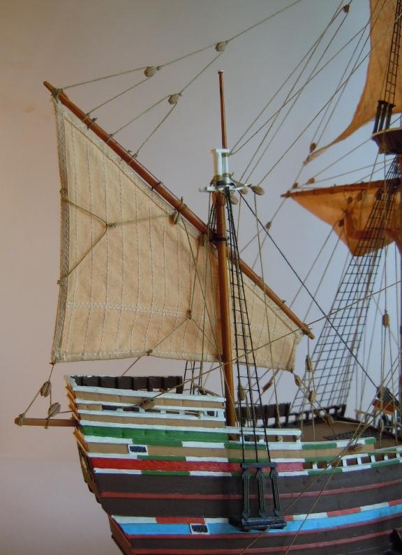 "Galion ""Mayflower"" 1/150 - Heller   01310"
