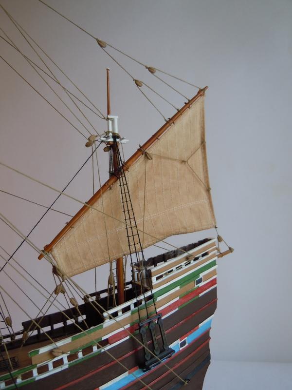 "Galion ""Mayflower"" 1/150 - Heller   01410"