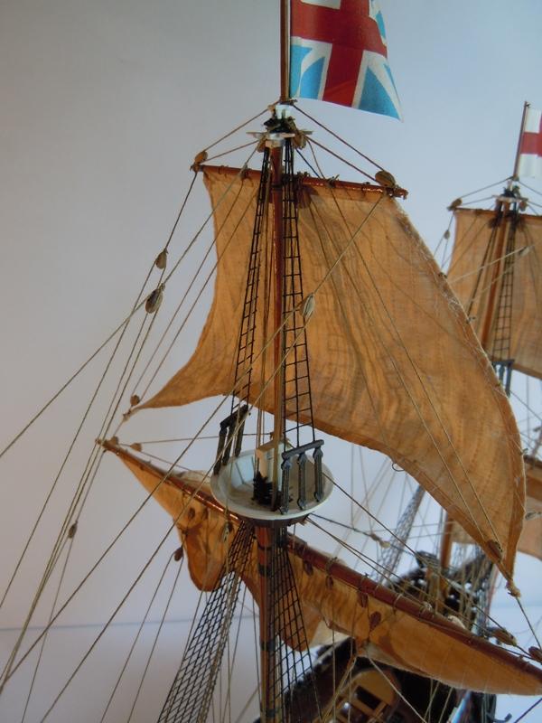 "Galion ""Mayflower"" 1/150 - Heller   01610"