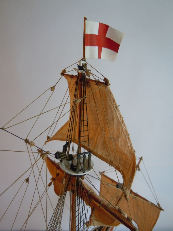 "Galion ""Mayflower"" 1/150 - Heller   01710"