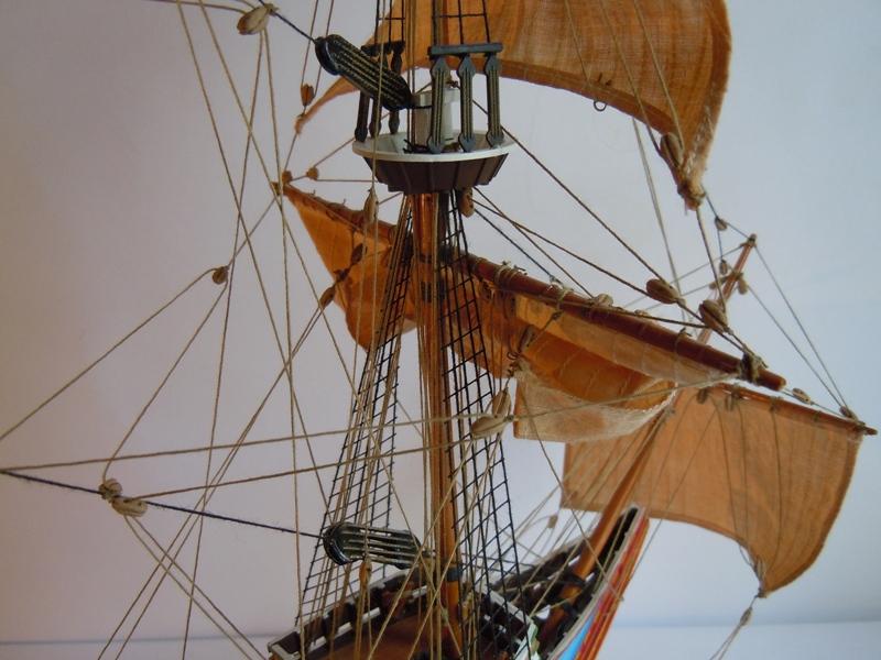"Galion ""Mayflower"" 1/150 - Heller   01810"