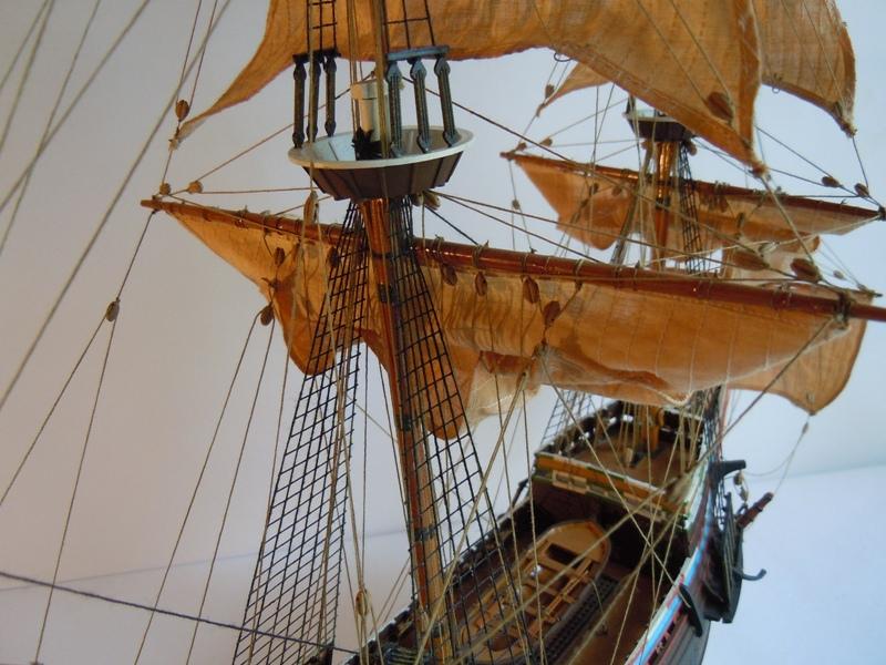 "Galion ""Mayflower"" 1/150 - Heller   01910"
