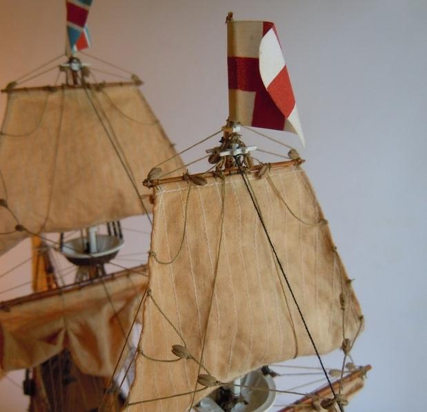 "Galion ""Mayflower"" 1/150 - Heller   02010"