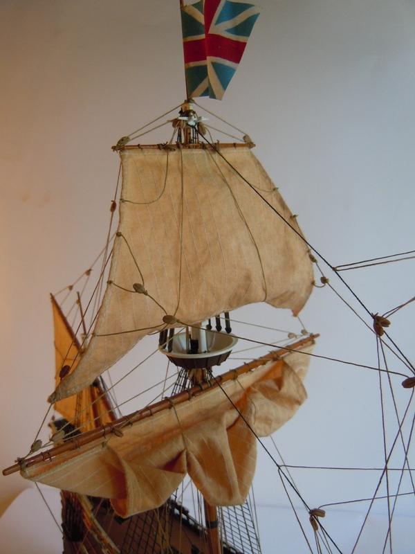 "Galion ""Mayflower"" 1/150 - Heller   02110"