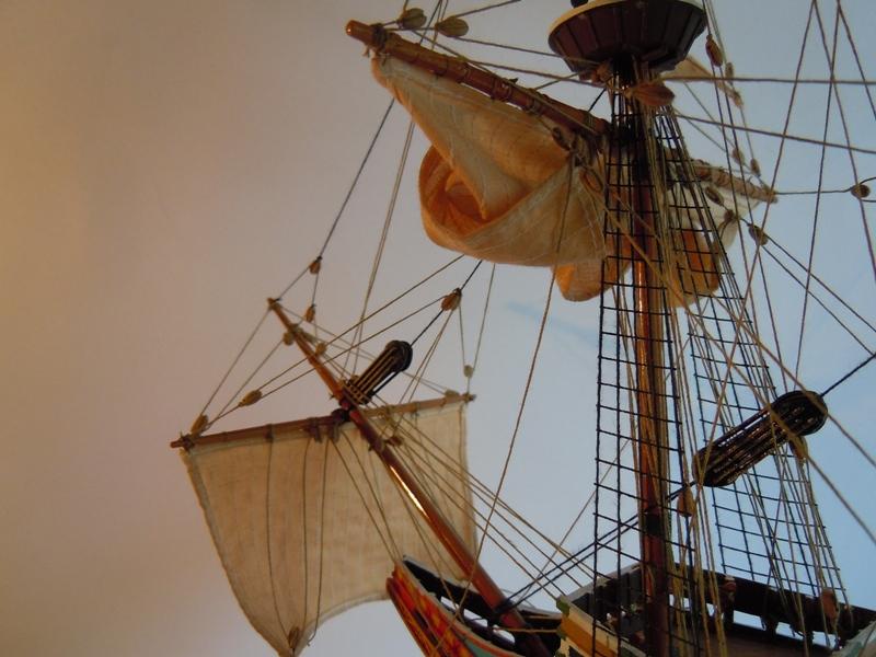 "Galion ""Mayflower"" 1/150 - Heller   02210"