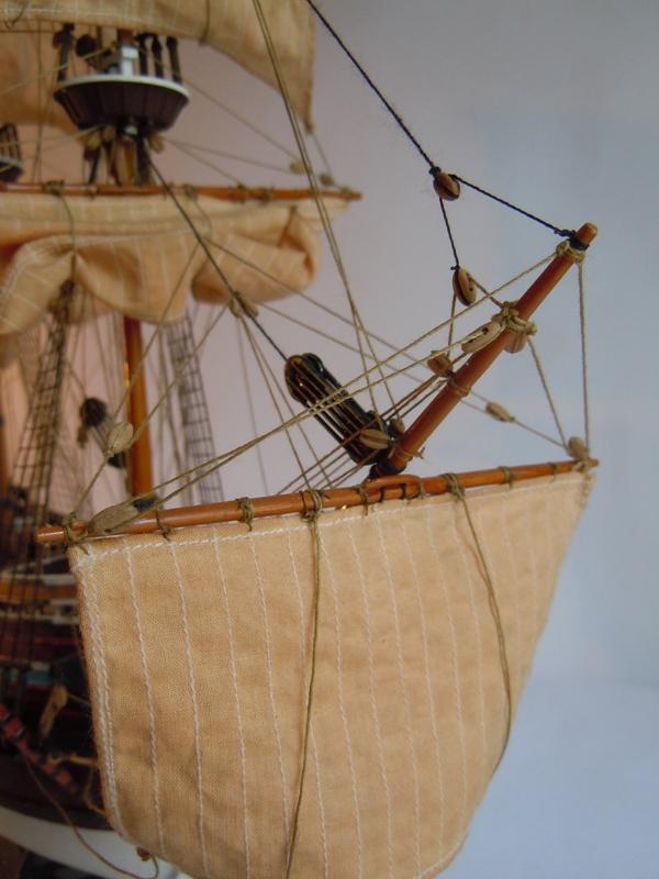 "Galion ""Mayflower"" 1/150 - Heller   02310"