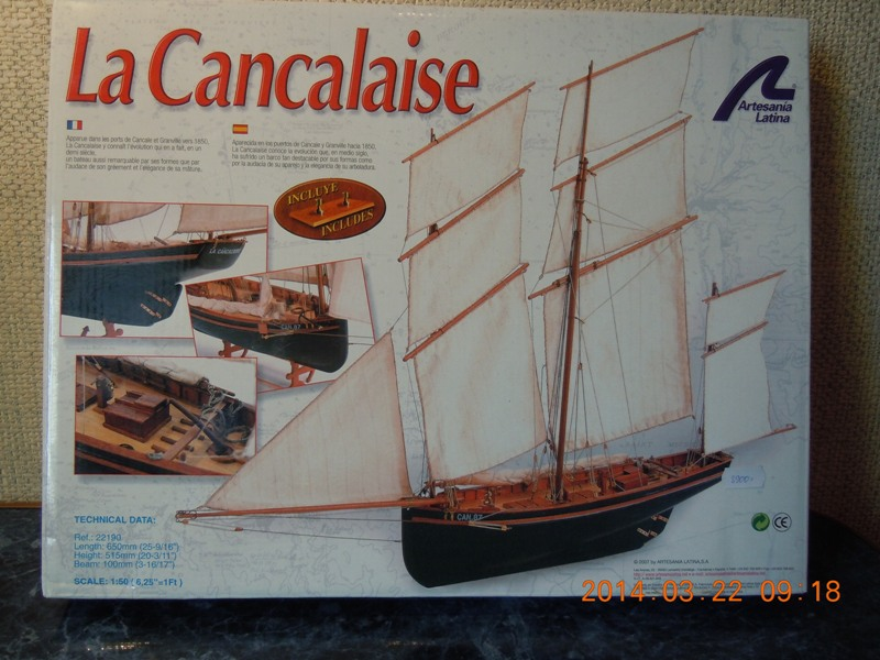 La Cancalaise 1/50 - Artesiana Latina Dscn4411