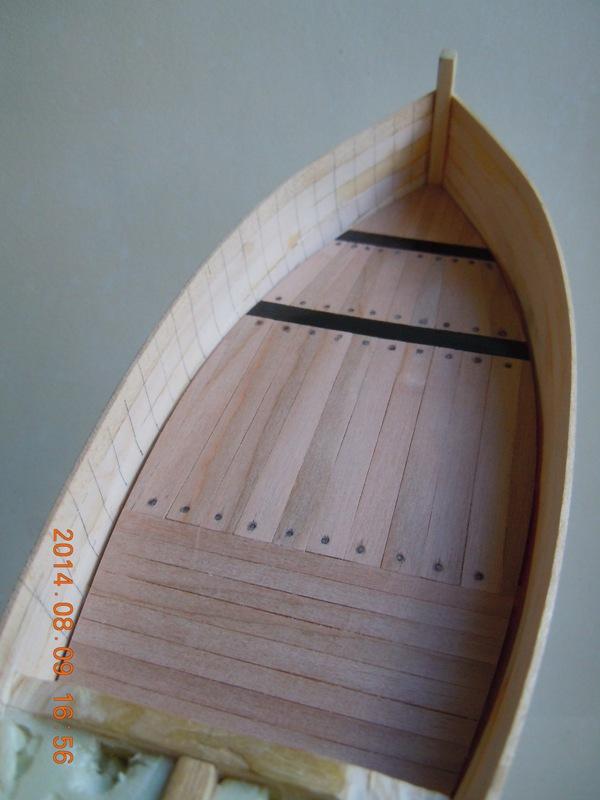 Chaloupe Sardinière 1/50 - Dscn4952