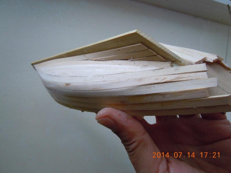Chaloupe Sardinière 1/50 - Dscn4960