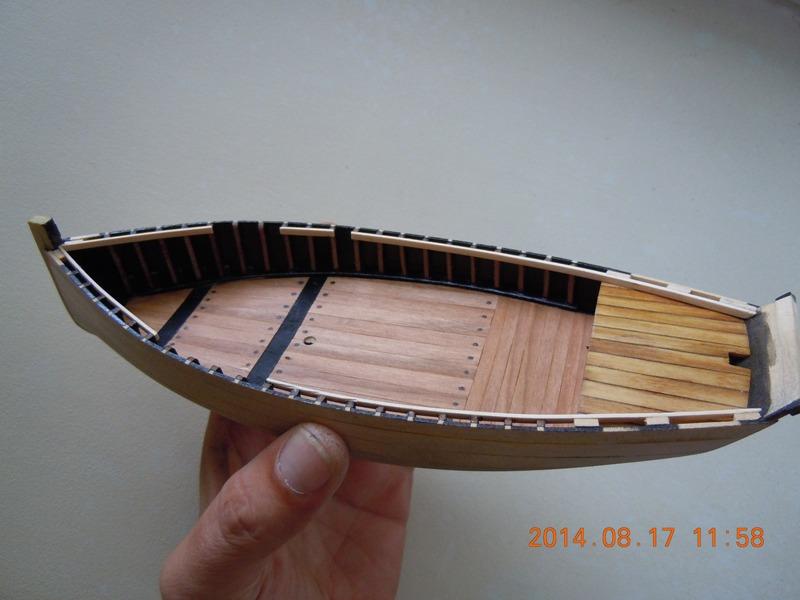 Chaloupe Sardinière 1/50 - Dscn5019
