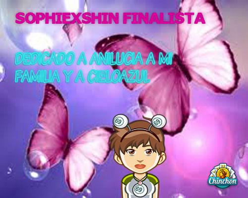 SOPHIEXSHIN FINALISTA  DEL TORNEO DE CHINCHON Images11