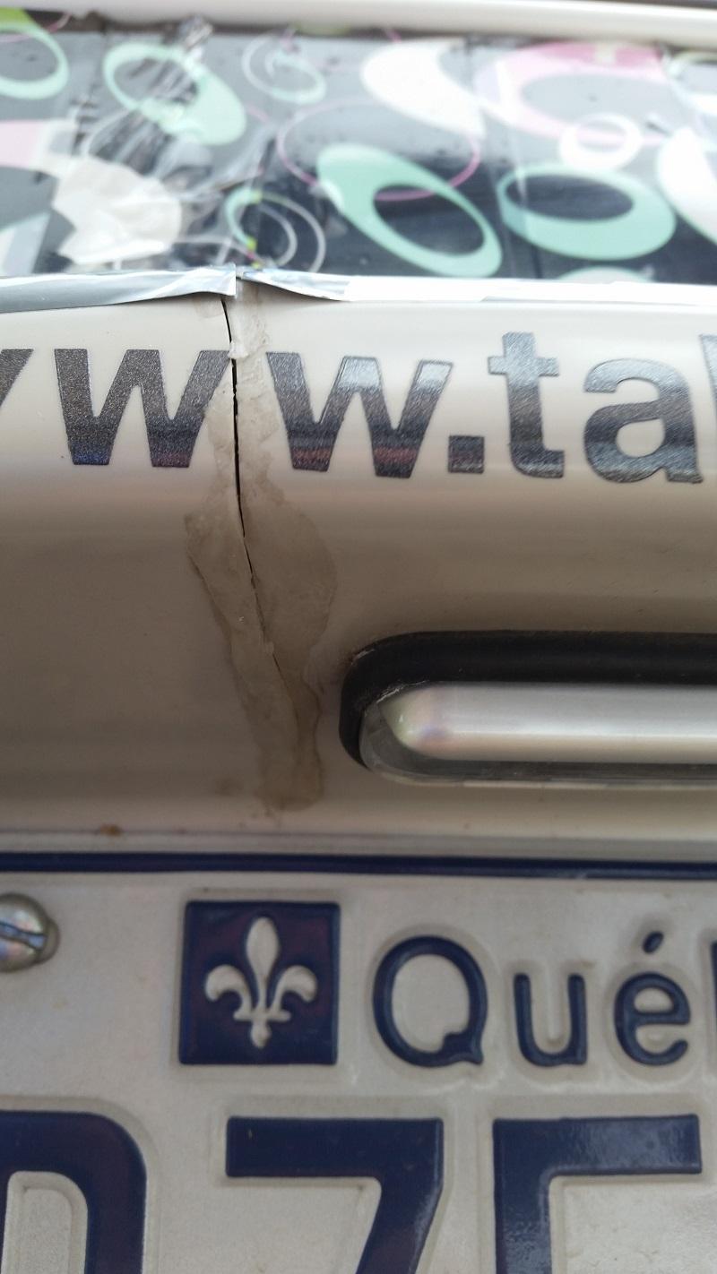 "bris du ""bumper"" 20140711"