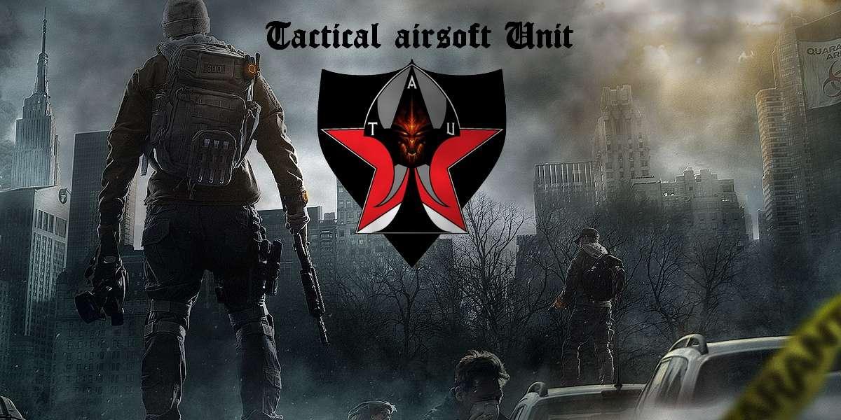 Airsoft Soldier T.A.U
