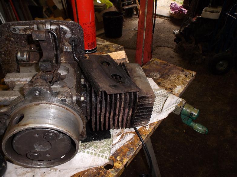 Rénovation de mon T220 Ph810