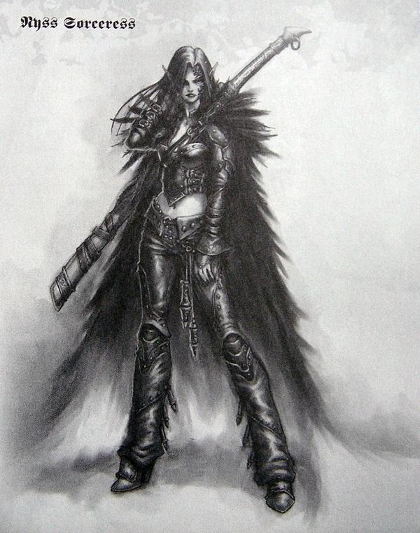 Création et évolution des personnages IK Witchfire A0014910