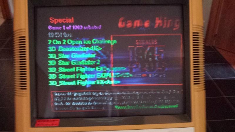 problème image avec Game King 2000 in 1 20140710