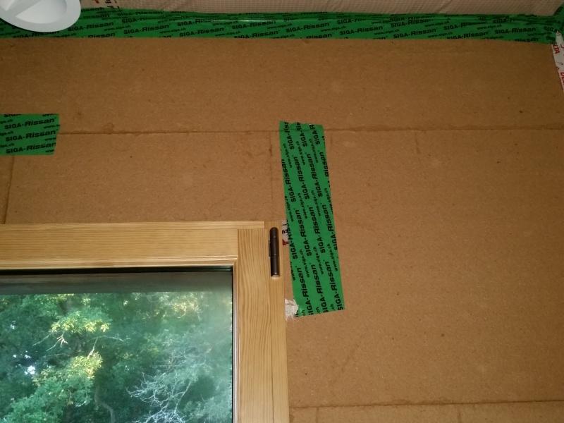 Nid de guêpes dans isolation fibre de bois : problèmatique ? Maison10