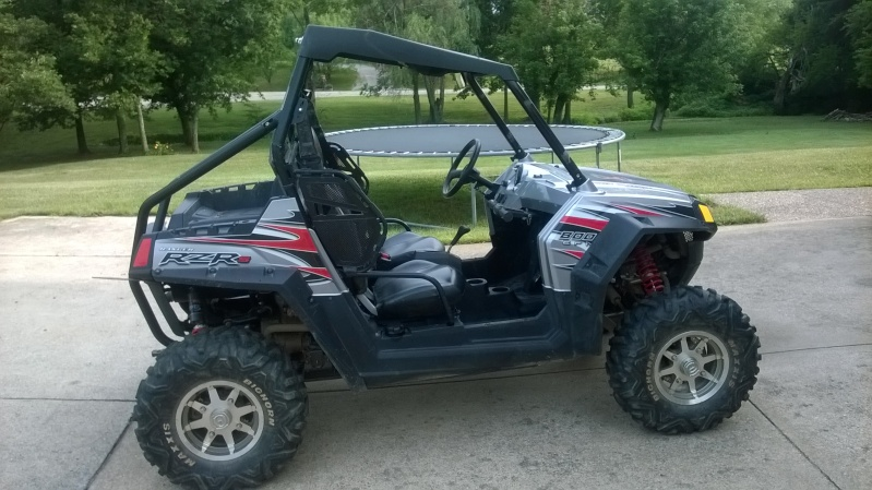 2009 rzrs for sale Russel18