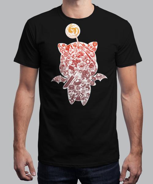 T shirt Final Fantasy sur Qwertee 5569811
