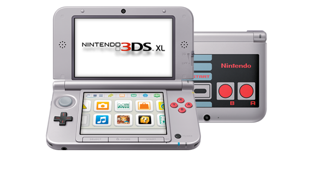 3DS LL NES Edition Pbqi2v10