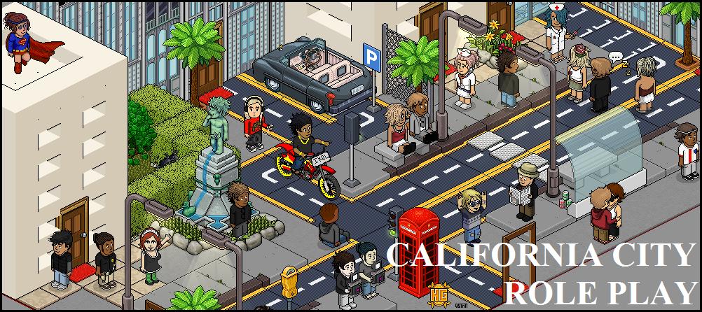 CaliforniaCityRPG