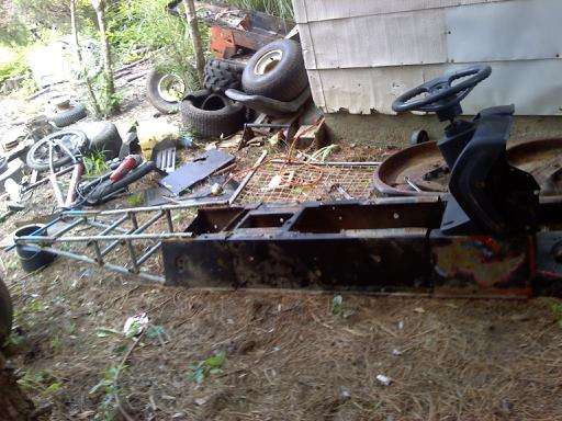 troy built 4X6 flatbed ratrod Hththt10