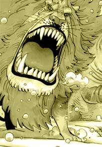 Les rescapés d'une ile saccagé  (solo) Animal10