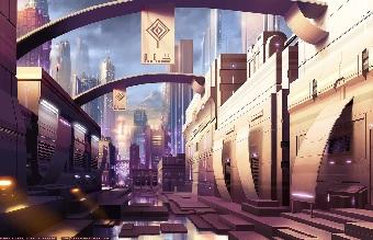 A Cidade {Ambientação} Imagem10