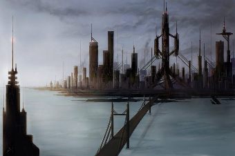 A Cidade {Ambientação} Imagem11