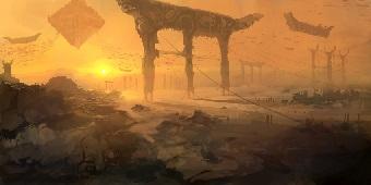 A Cidade {Ambientação} Imagem12
