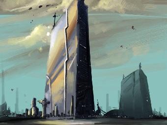 A Cidade {Ambientação} Imagem14