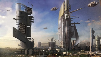 A Cidade {Ambientação} Sem_ta21