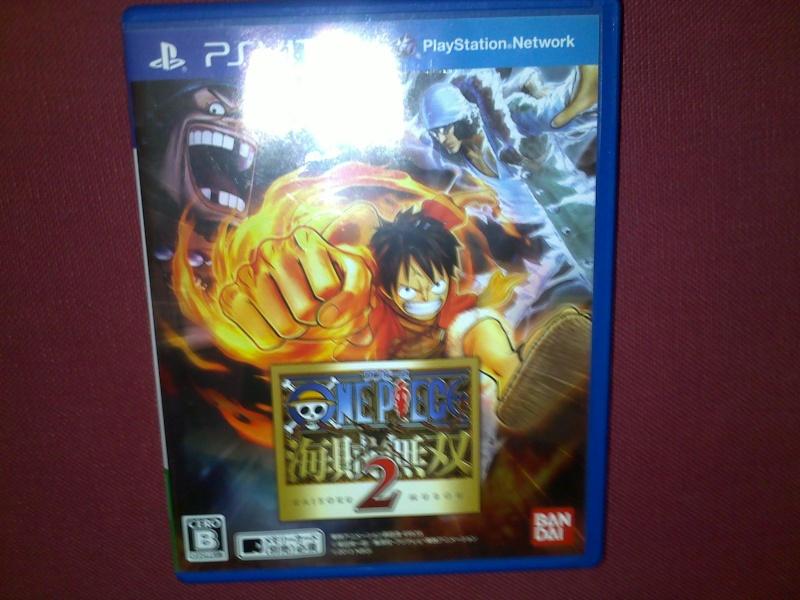 Votre collection de jeux vidéos One Piece 09082011