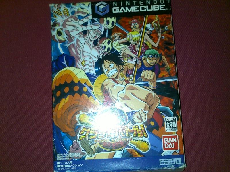 Votre collection de jeux vidéos One Piece 09082012