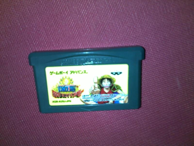 Votre collection de jeux vidéos One Piece 09082013