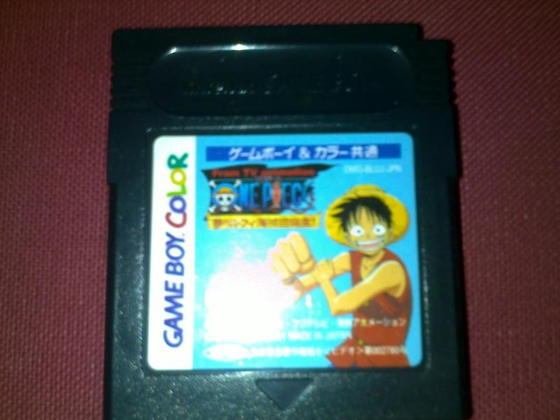 Votre collection de jeux vidéos One Piece 09082014
