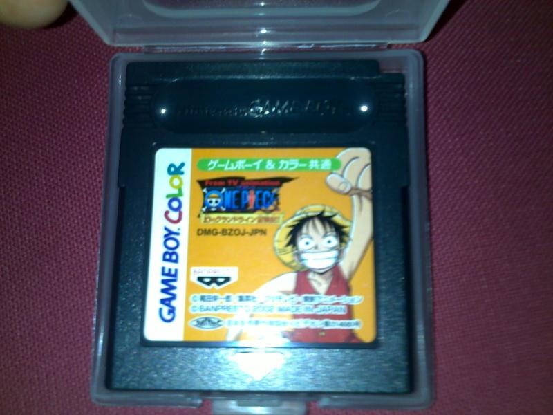 Votre collection de jeux vidéos One Piece 09082015