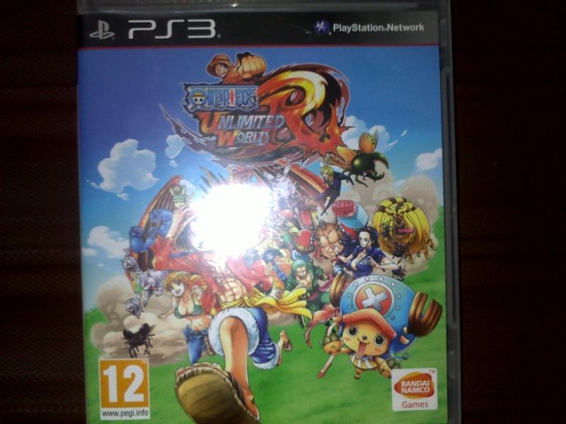 Votre collection de jeux vidéos One Piece 27082010